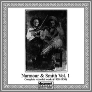 Albumcover Narmour & Smith - Narmour & Smith Vol. 1 Complete Recorded Works (1928-1930)