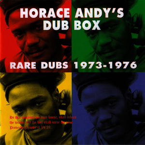 Albumcover Horace Andy - Horace Andy's Dub Box: Rare Dubs 1973-1976