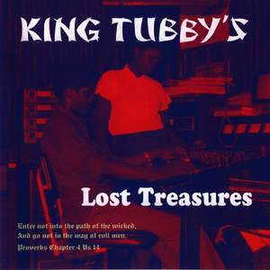 Albumcover King Tubby - King Tubby's Lost Treasure