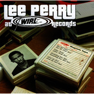 "Albumcover Lee ""Scratch"" Perry - At Wirl Records"