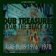 "Albumcover Lee ""Scratch"" Perry - Lee Perry Presents: Dub Treasure From The Black Ark (Rare Dubs 1976-1978)"