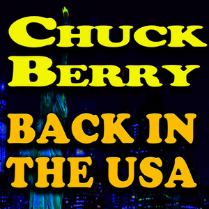 Albumcover Chuck Berry - Back in the USA