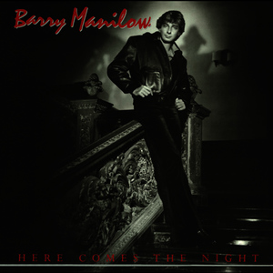 Albumcover Barry Manilow - Here Comes the Night