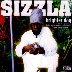 Albumcover Sizzla - Brighter Day