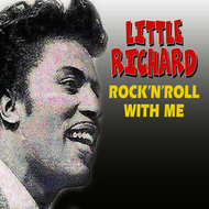 Albumcover Little Richard - Rock'n'Roll With Me