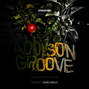 Albumcover Addison Groove - Presents James Grieve