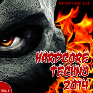 Albumcover Various Artists - Hardcore Techno 2014, Vol. 1 (The Party Hard Club)