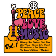 Various Artists - Peace Love Music Vol. 1