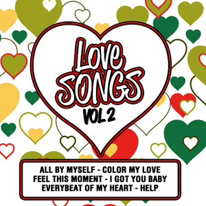Albumcover Various Artists - Love Songs Vol. 2