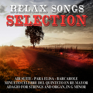 Albumcover Various Artists - Relax Songs Selection