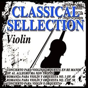 Albumcover Various Artists - Classical Selection - Violin