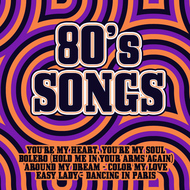 Albumcover Various Artists - 80's Songs