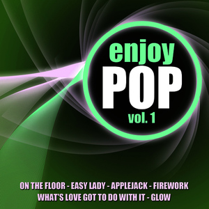 Albumcover Various Artists - Enjoy Pop Vol. 1