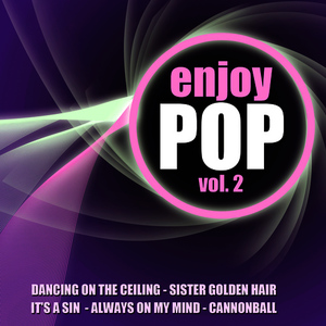 Albumcover Various Artists - Enjoy Pop Vol. 2