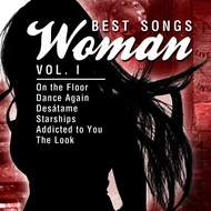 Albumcover Various Artists - Best Songs Woman Vol. 1