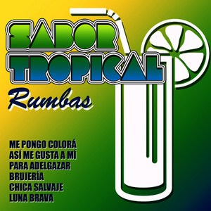 Albumcover Various Artists - Sabor Tropical - Rumbas