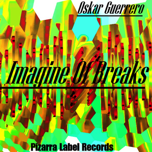 Albumcover Oskar Guerrero - Imagine of Breaks