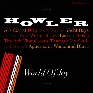 Albumcover Howler - World Of Joy