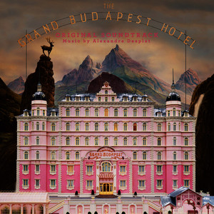 Albumcover Various Artists - The Grand Budapest Hotel (Original Soundtrack