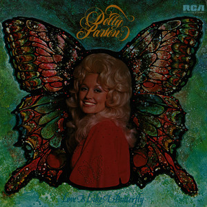 Albumcover Dolly Parton - Love Is Like a Butterfly