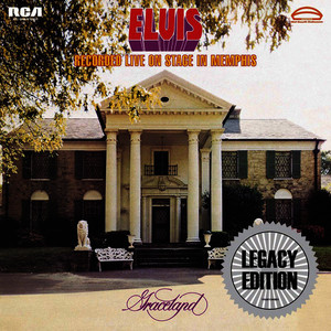 Albumcover Elvis Presley - Elvis Recorded Live on Stage in Memphis (Legacy Edition)