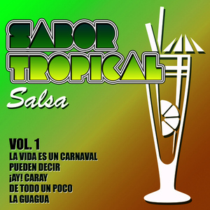Albumcover Various Artists - Sabor Tropical - Salsa Vol. 1