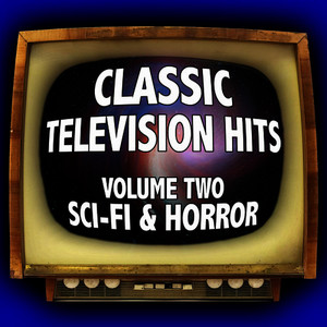 Albumcover Dominik Hauser - Classic Television Hits - Volume Two: Sci-Fi and Horror
