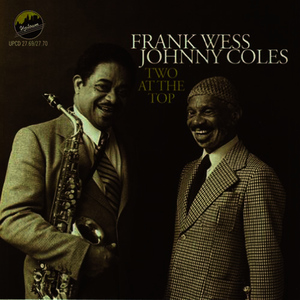 Albumcover Frank Wess - Johnny Coles - Two at the Top