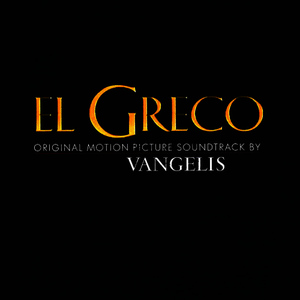 Albumcover Vangelis - El Greco (Original Motion Picture Soundtrack)