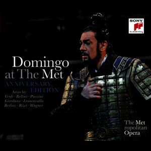 Albumcover Plácido Domingo - Plácido Domingo at the MET