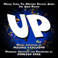 Joohyun Park - Up-Music from the Motion Picture Score for Solo Piano