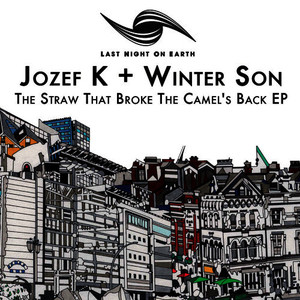 Albumcover Jozef K + Winter Son - The Straw That Broke The Camel's Back EP
