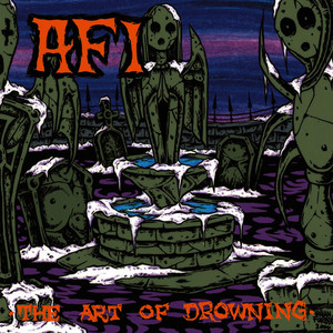 Albumcover AFI - The Art Of Drowning
