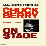 Albumcover Chuck Berry - Chuck Berry On Stage (Expanded Edition)