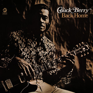 Albumcover Chuck Berry - Back Home
