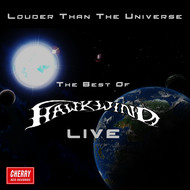 Albumcover Hawkwind - Louder Than the Universe: The Best of Hawkwind Live