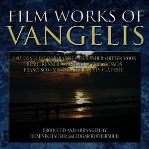 Albumcover Dominik Hauser - Film Works of Vangelis