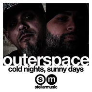 Albumcover Outerspace - Cold Nights, Sunny Days