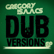 Albumcover Gregory Isaacs - Dub Versions - EP