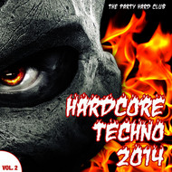 Albumcover Various Artists - Hardcore Techno 2014, Vol. 2 (Explicit)