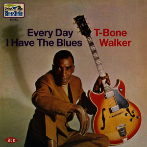 Albumcover T-Bone Walker - Every Day I Have The Blues