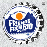 Albumcover Friends from Rio - Friends from Rio Project 2014