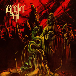 Albumcover Serpentine Path - Emanations