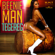Beenie Man - Tegereg - Single