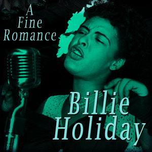 Albumcover Billie Holiday - A Fine Romance