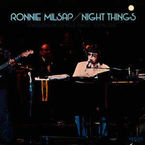 Albumcover Ronnie Milsap - Night Things