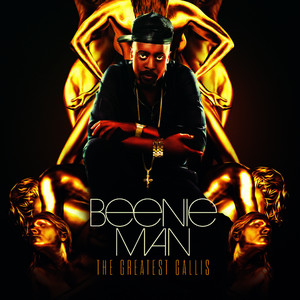 Albumcover Beenie Man - The Greatest Gallis