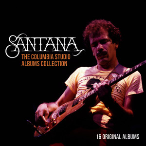Albumcover Santana - The Columbia Studio Albums Collection