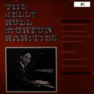 Albumcover Jelly Roll Morton - The Jelly Roll Morton Rarities