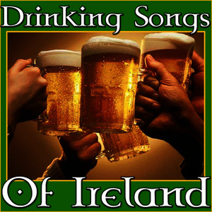 Albumcover Various Artists - Drinking Songs of Ireland